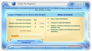 Clean My Registry bild 1 Thumbnail