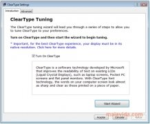 ClearType Tuner immagine 4 Thumbnail