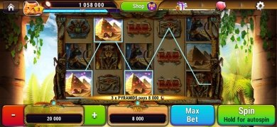 Cleopatra Casino Изображение 5 Thumbnail