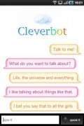 Cleverbot bild 1 Thumbnail