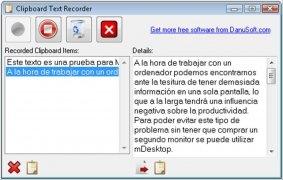 Clipboard Text Recorder image 2 Thumbnail
