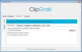 ClipGrab imagen 3 Thumbnail