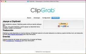 ClipGrab imagen 5 Thumbnail