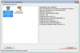 CloneCD imagem 2 Thumbnail