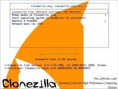 Clonezilla imagen 1 Thumbnail