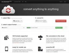 CloudConvert imagen 3 Thumbnail