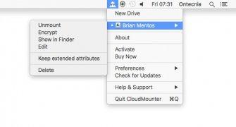 CloudMounter image 4 Thumbnail