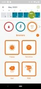 Clue Calendario mestruale: Traccia il tuo ciclo immagine 7 Thumbnail