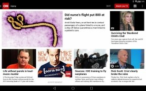 CNN Breaking US & World News imagem 1 Thumbnail