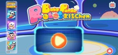 Cocina Espacial del Pequeño Panda imagen 2 Thumbnail