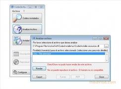 CodecInstaller imagen 2 Thumbnail