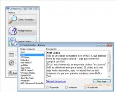 CodecInstaller imagen 3 Thumbnail
