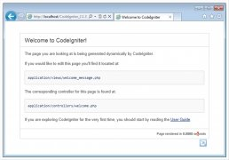 CodeIgniter imagen 1 Thumbnail