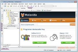 CoffeeCup HTML Editor immagine 1 Thumbnail