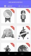 Colorea por números gratis - Color by Number imagen 2 Thumbnail