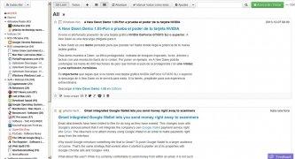 CommaFeed imagen 3 Thumbnail