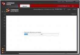 Comodo Backup Изображение 1 Thumbnail