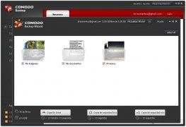 Comodo Backup Изображение 2 Thumbnail