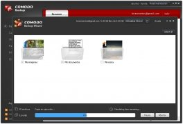 Comodo Backup image 3 Thumbnail