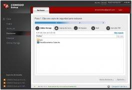 Comodo Backup Изображение 7 Thumbnail