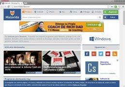 Comodo Dragon imagen 1 Thumbnail