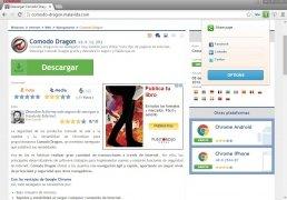 Comodo Dragon imagen 5 Thumbnail