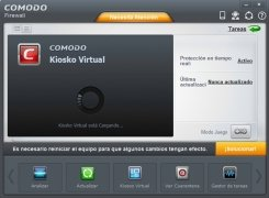 Comodo Firewall image 2 Thumbnail