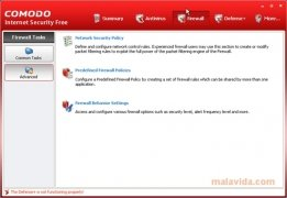 Comodo Internet Security bild 4 Thumbnail