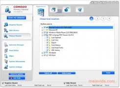 Comodo System Cleaner image 3 Thumbnail