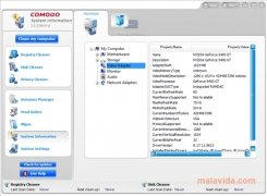 Comodo System Cleaner imagen 4 Thumbnail