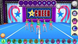 Compétition de pom-pom girls - Troupe championne image 1 Thumbnail