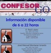 Confesor GO imagen 1 Thumbnail