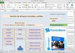 Control Almacén  2.0.4.12 Español imagen 2