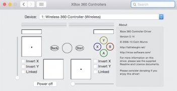 Xbox 360 controller driver for Mac image 1 Thumbnail