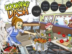 Cooking Dash  Deluxe Demo Español imagen 1