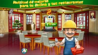 Cooking Fever imagen 4 Thumbnail