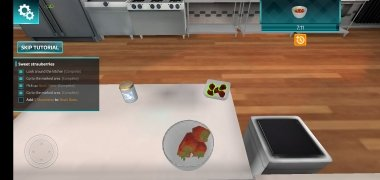 Cooking Simulator Mobile imagem 4 Thumbnail