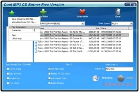 Cool MP3 CD Burner imagen 3 Thumbnail