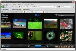 Cooliris Firefox imagen 1 Thumbnail