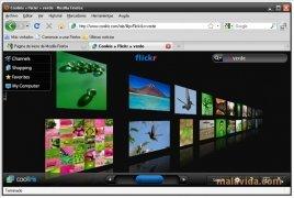 Cooliris Firefox imagen 2 Thumbnail