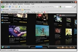 Cooliris Firefox imagem 3 Thumbnail