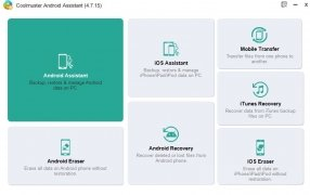 Coolmuster Android Assistant Изображение 7 Thumbnail