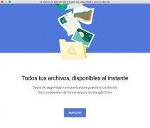 Copia de seguridad y sincronización de Google imagen 1 Thumbnail