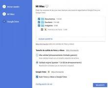 Copia de seguridad y sincronización de Google imagen 2 Thumbnail