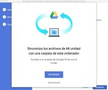 Google Backup and Sync Изображение 3 Thumbnail