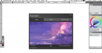 Corel Painter immagine 2 Thumbnail