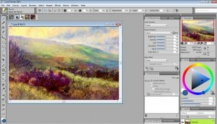 Corel Painter bild 4 Thumbnail