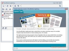Corel WordPerfect Lightning image 2 Thumbnail