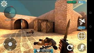 Counter Terrorist 2-Gun Strike immagine 4 Thumbnail