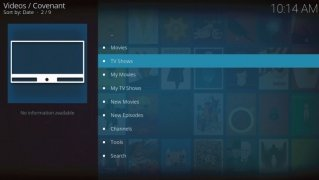 Covenant for Kodi image 1 Thumbnail